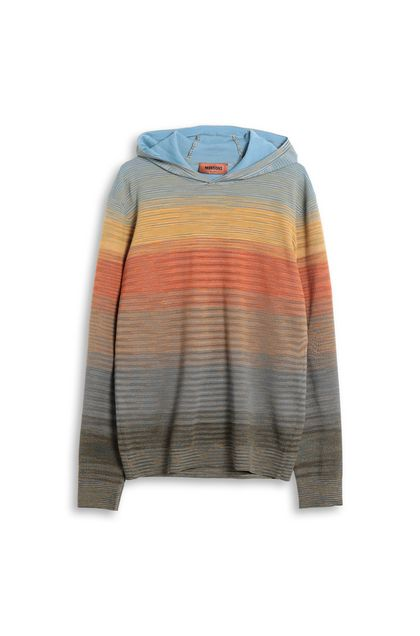 MISSONI Sweatshirt Ochre Man - Back