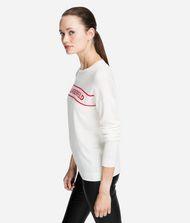 KARL LAGERFELD Wool Logo Sweater 9_f