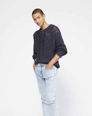 ISABEL MARANT LONG SLEEVE SWEATER Man MAYSY sweater r