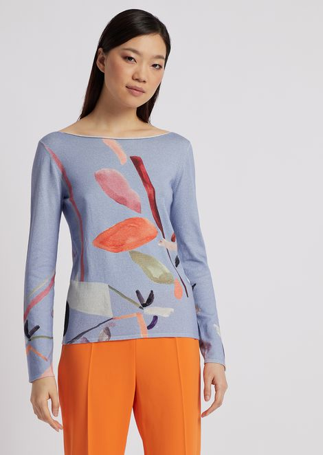 EMPORIO ARMANI Sweater Woman f