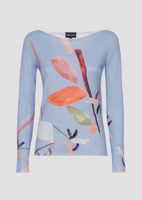 EMPORIO ARMANI Sweater Woman r