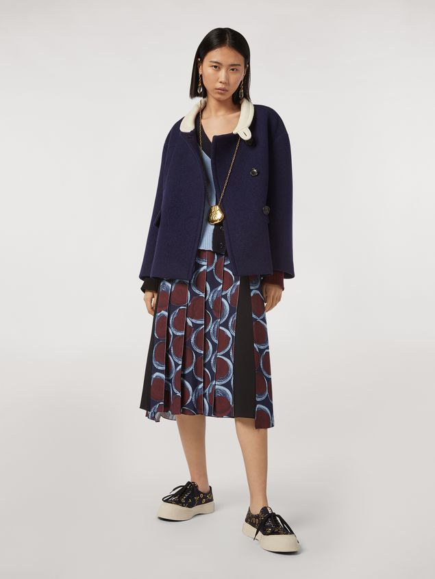 Marni Color block cashmere cardigan Woman - 5