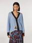 Marni Color block cashmere cardigan Woman - 1