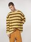 Marni Sweater in striped gauzed mohair Man - 1