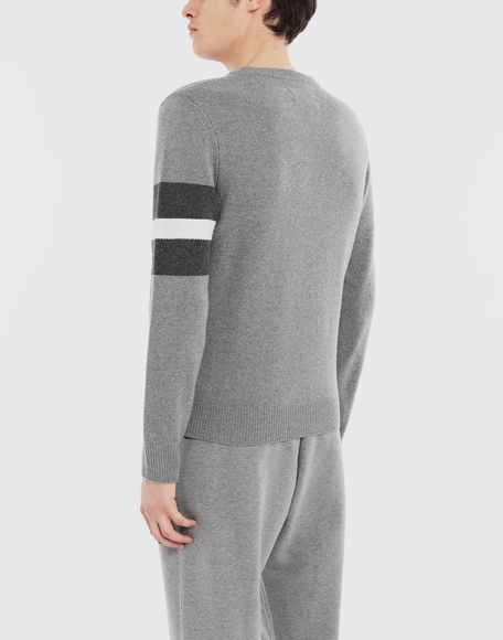 MAISON MARGIELA Stripe sweater Crewneck Man e