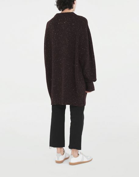 MAISON MARGIELA Oversized sweater Crewneck sweater Man e