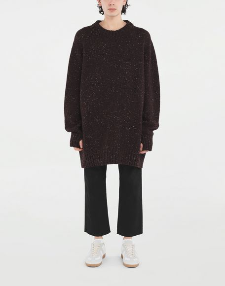 MAISON MARGIELA Oversized sweater Crewneck sweater Man r