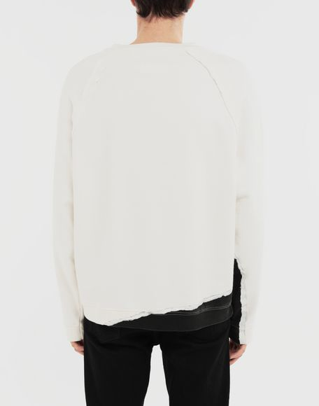 MAISON MARGIELA Sweat-shirt logo Sweatshirt Homme e