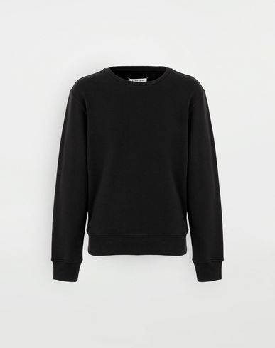 MAISON MARGIELA Sweat-shirt Décortiqué Sweatshirt Homme f