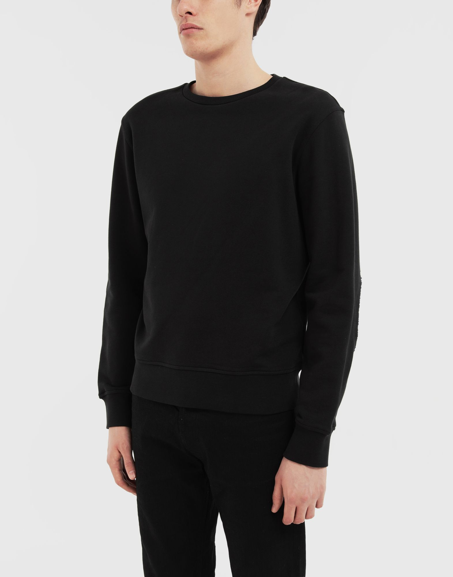 MAISON MARGIELA Décortiqué sweatshirt Sweatshirt Man r