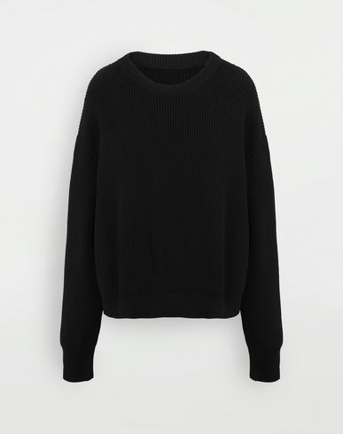 MM6 MAISON MARGIELA Knitwear sweater Long sleeve jumper Woman f