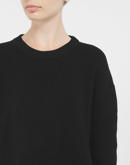 MM6 MAISON MARGIELA Knitwear sweater Long sleeve jumper Woman a