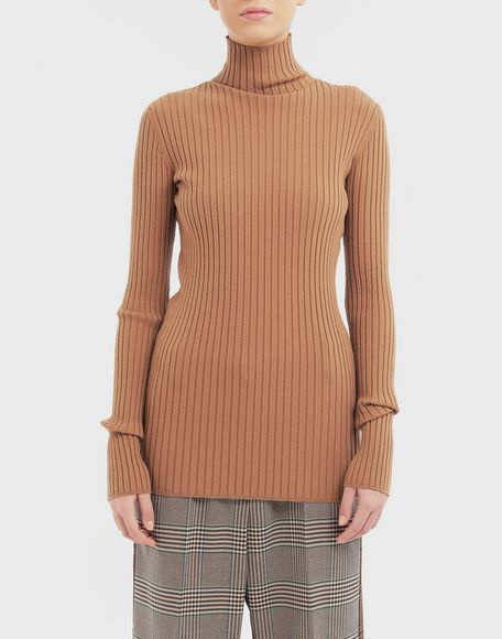 MM6 MAISON MARGIELA High-neck pullover High neck Woman r