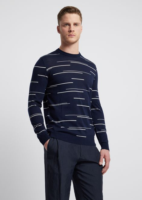 EMPORIO ARMANI Sweater Man f