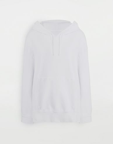 MAISON MARGIELA Sweatshirt [*** pickupInStoreShipping_info ***] Décortiqué cape sweatshirt f