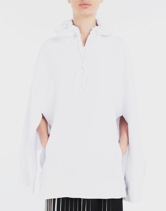 MAISON MARGIELA Sweat-shirt cape Décortiqué Sweatshirt [*** pickupInStoreShipping_info ***] a