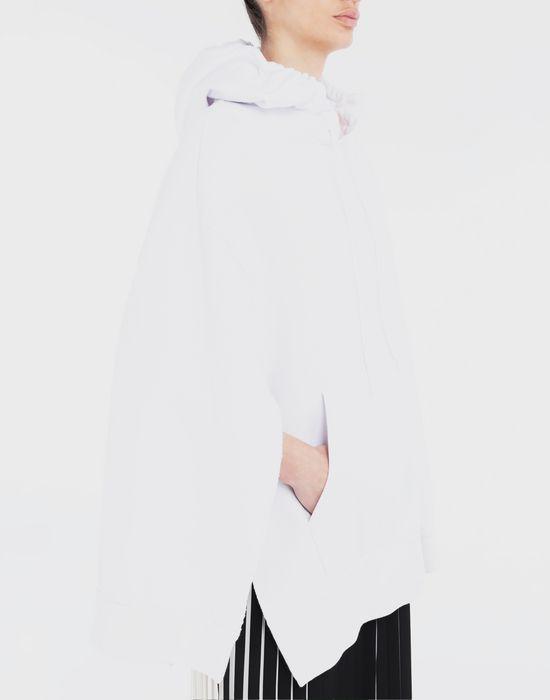 MAISON MARGIELA Sweat-shirt cape Décortiqué Sweatshirt [*** pickupInStoreShipping_info ***] b