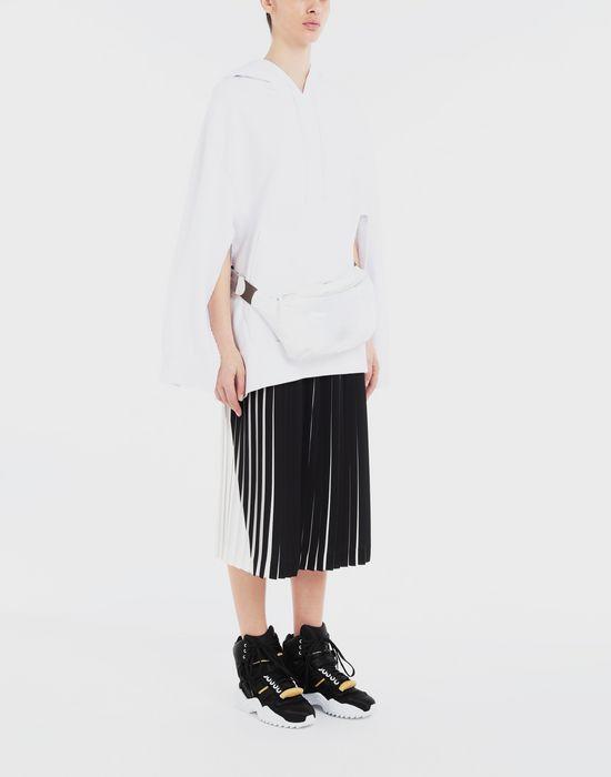 MAISON MARGIELA Sweat-shirt cape Décortiqué Sweatshirt [*** pickupInStoreShipping_info ***] d