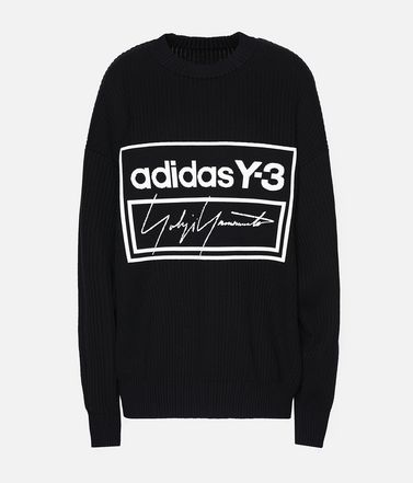 Y-3 Tech Knit Crew Sweatshirt