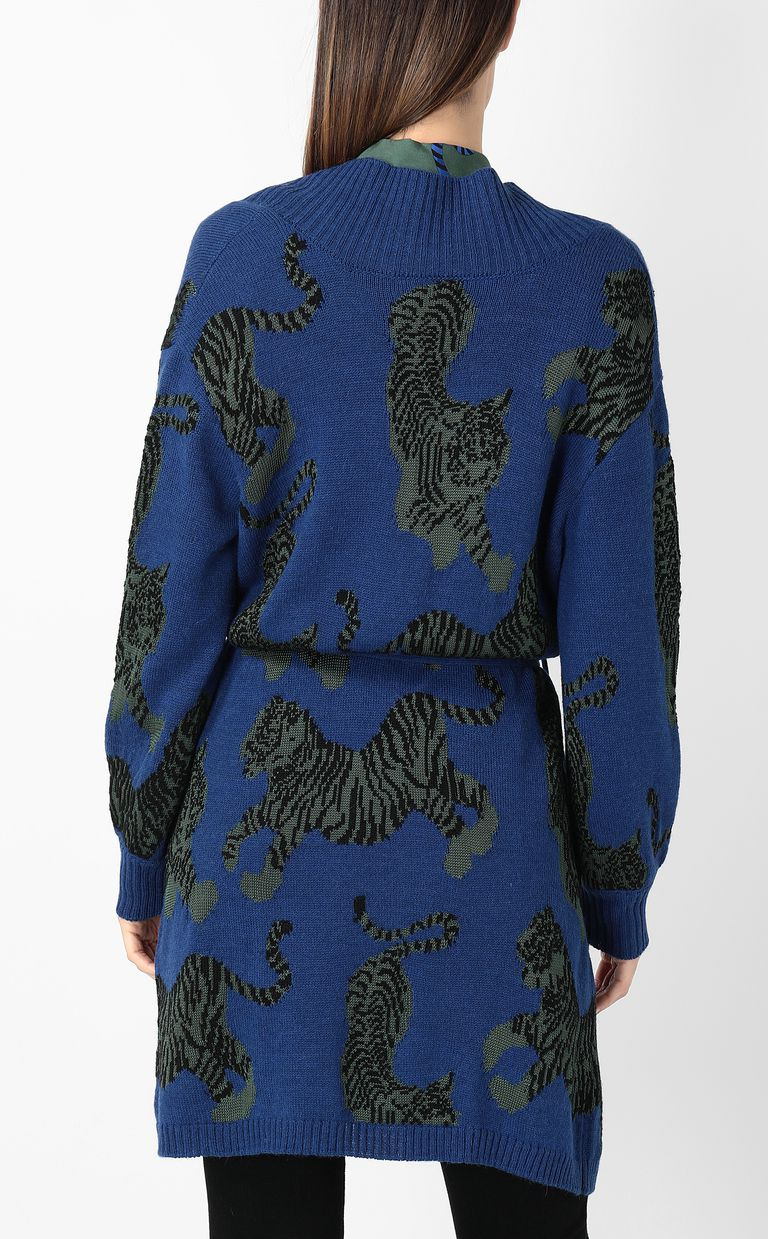 "JUST CAVALLI ""Chasing Tigers"" cardigan Cardigan Woman a"