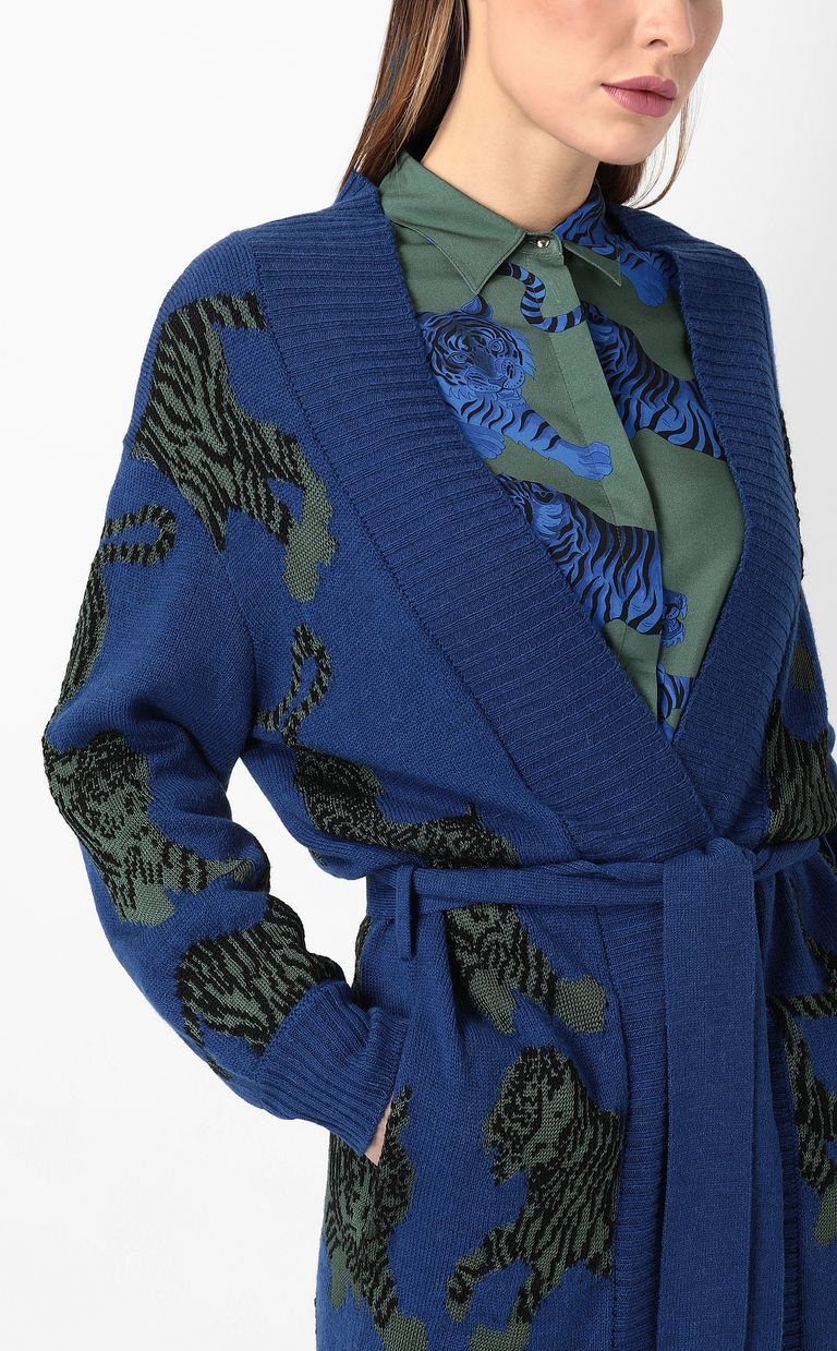 "JUST CAVALLI ""Chasing Tigers"" cardigan Cardigan Woman e"