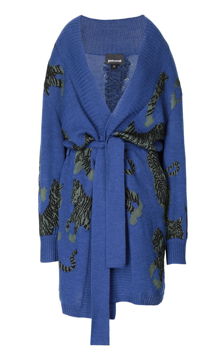 "JUST CAVALLI ""Chasing Tigers"" cardigan Cardigan Woman f"