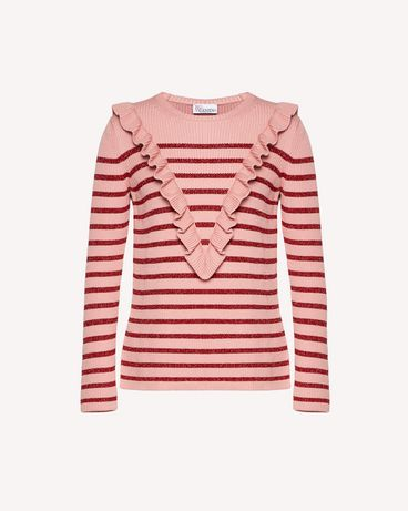 REDValentino SR3KCB064GJ LH8 Knit Sweater Woman a