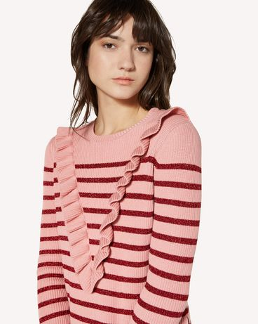 REDValentino SR3KCB064GJ LH8 Knit Sweater Woman e