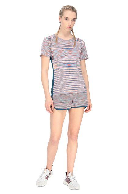 MISSONI Tシャツ ADIDAS X MISSONI ターコイズブルー レディース - アイテムの後ろ