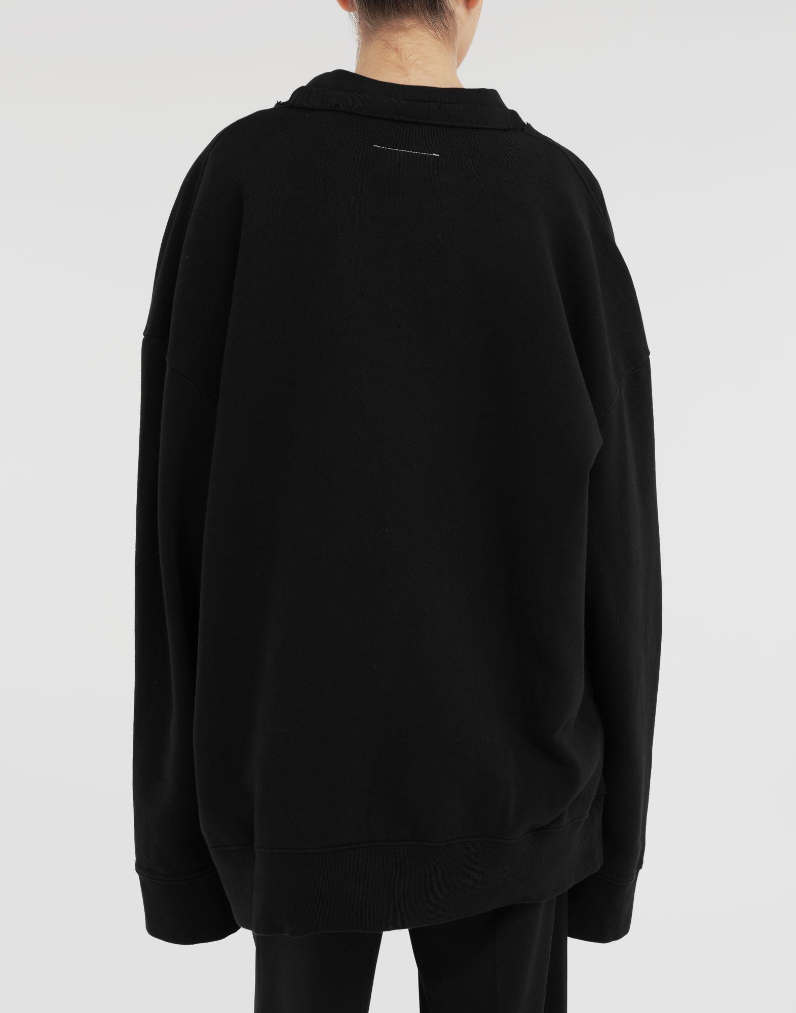 MM6 MAISON MARGIELA AIDS Charity sweatshirt Sweatshirt Woman e