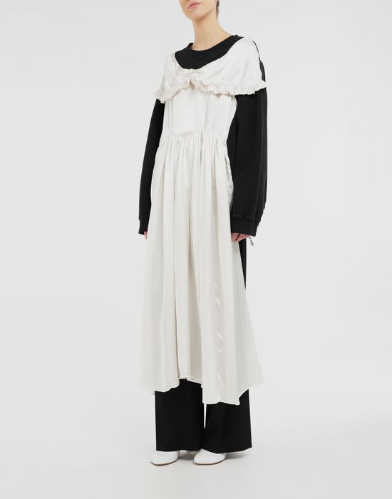 MM6 MAISON MARGIELA Layered dress sweatshirt Sweatshirt [*** pickupInStoreShipping_info ***] r