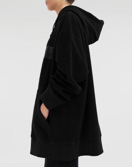 MM6 MAISON MARGIELA Reversed hoodie dress Sweatshirt Woman b
