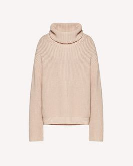 REDValentino Knit Sweater Woman SR3KCB454DB 0MG a