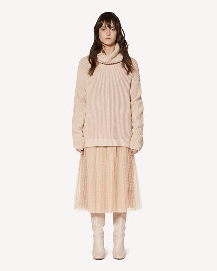 REDValentino Knit Sweater Woman SR3KCB454DB D77 f