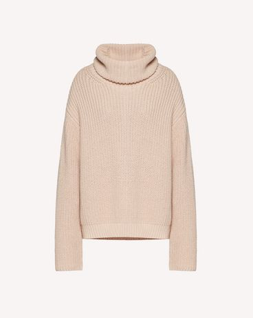 REDValentino SR3KCB454DB D77 Knit Sweater Woman a