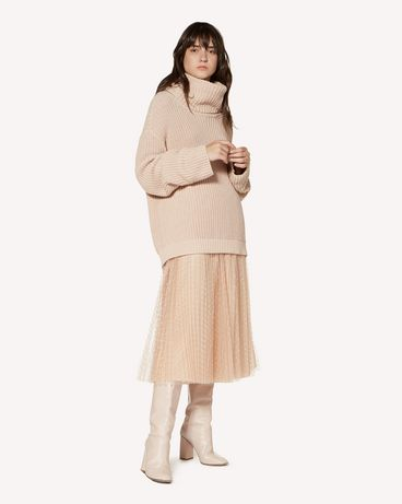 REDValentino SR3KCB454DB D77 Knit Sweater Woman d