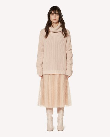 REDValentino SR3KCB454DB D77 Knit Sweater Woman f
