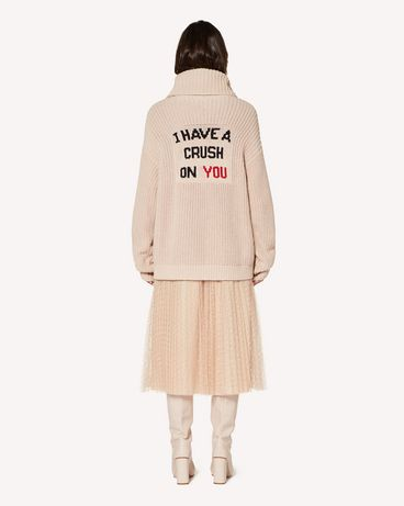 REDValentino SR3KCB454DB D77 Knit Sweater Woman r