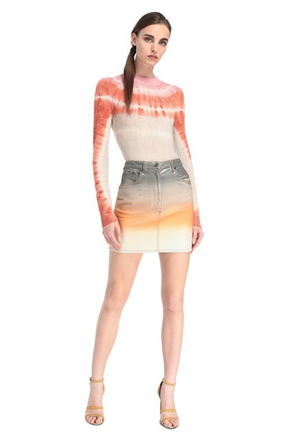 MISSONI Jumper Rust Woman - Back