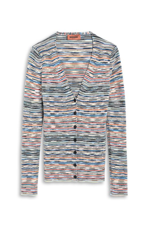 MISSONI Cardigan Damen, Detail
