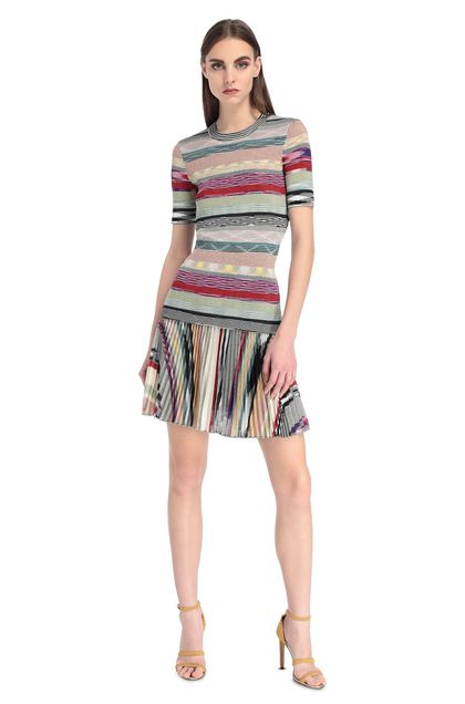 MISSONI Jumper Red Woman - Back