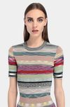 MISSONI Jumper Woman, Rear view