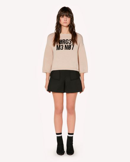 REDValentino Knit Sweater Woman SR3KCB534DS D77 f