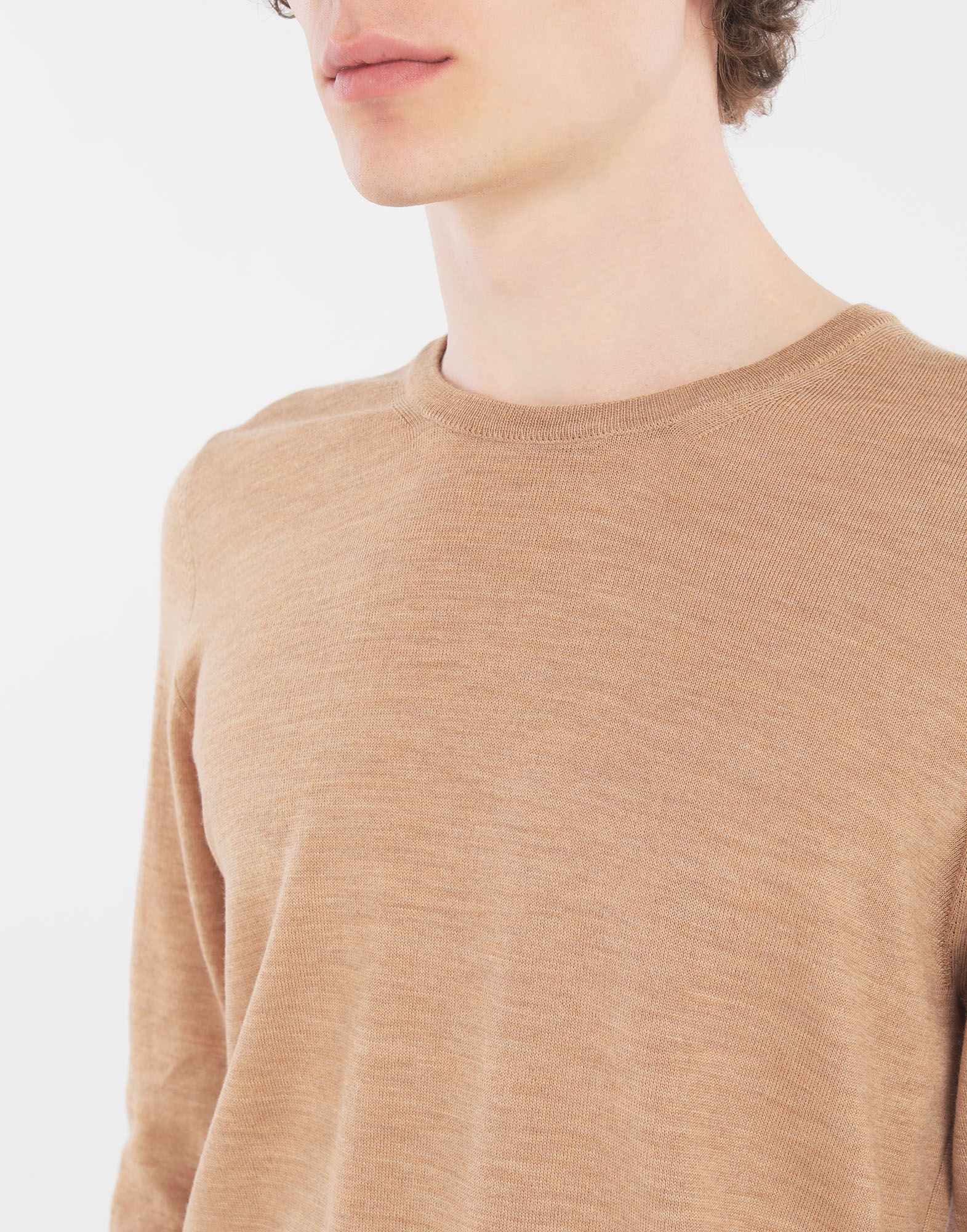 MAISON MARGIELA Wool sweater Crewneck Man a