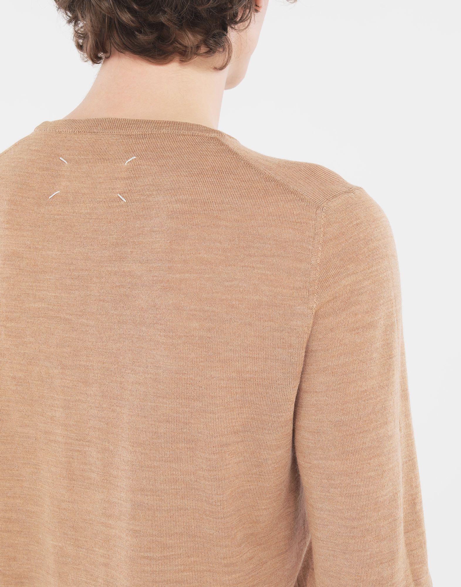 MAISON MARGIELA Wool sweater Crewneck sweater Man b