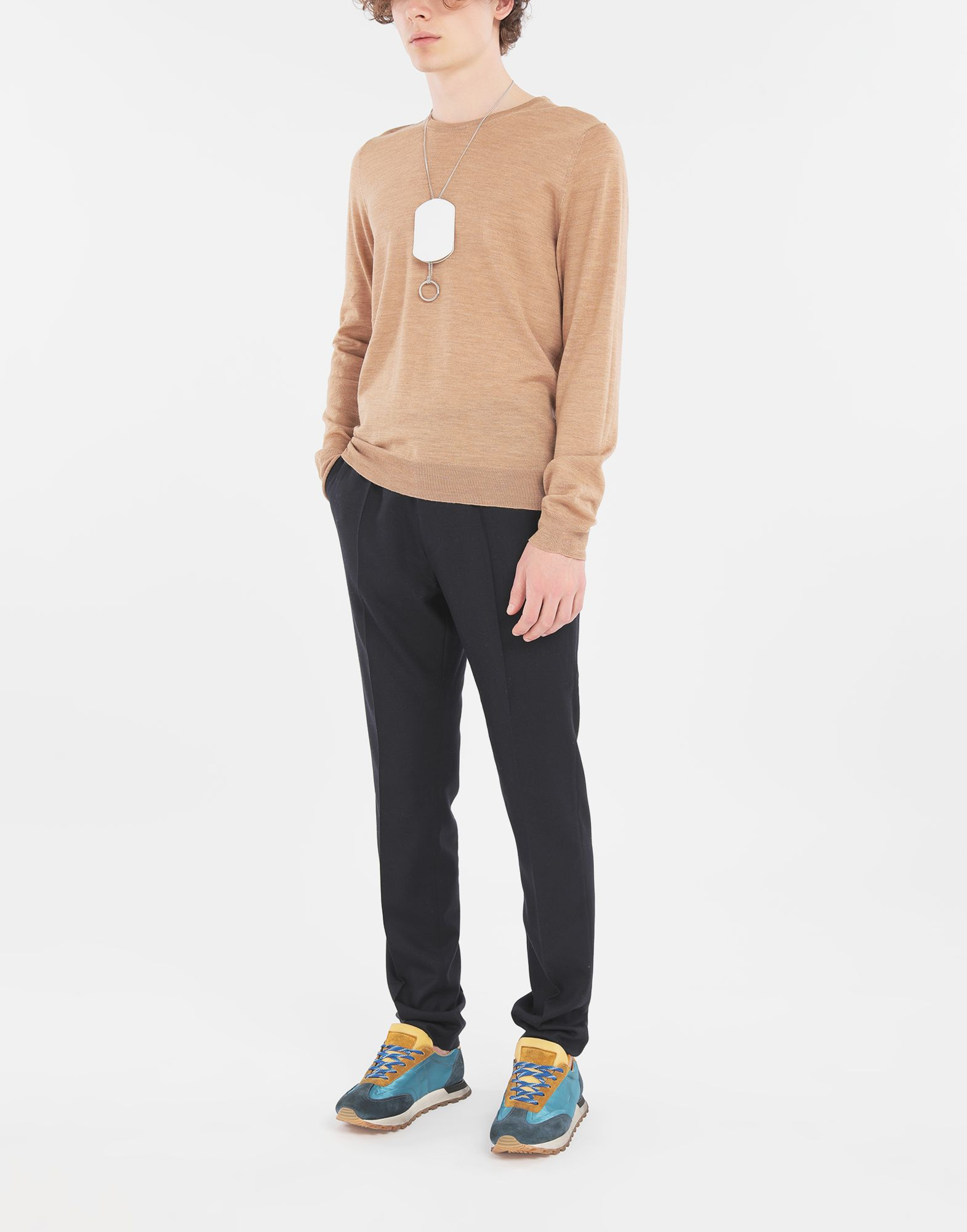 MAISON MARGIELA Wool sweater Crewneck Man e
