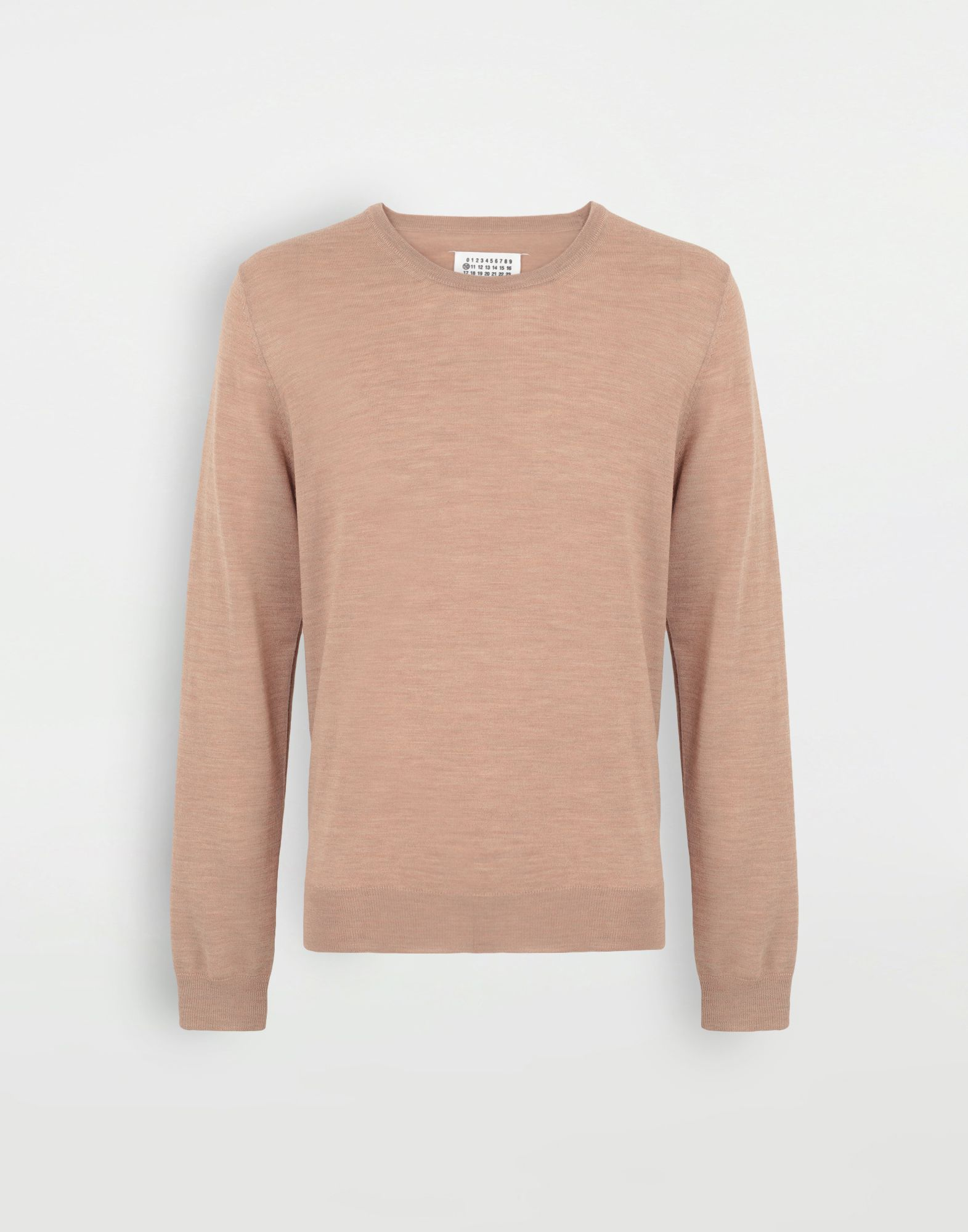 MAISON MARGIELA Wool sweater Crewneck Man f