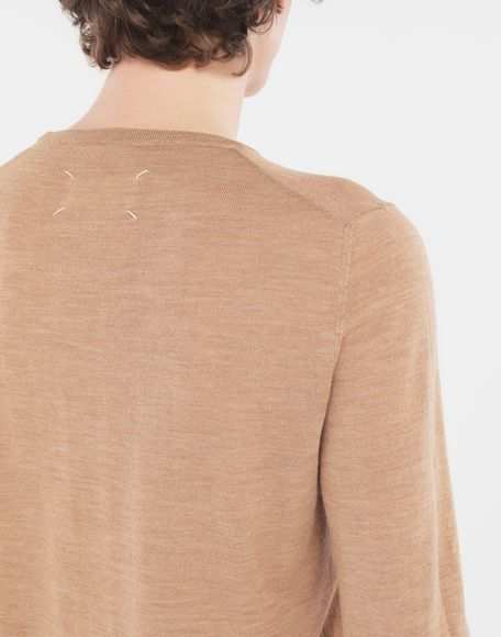 MAISON MARGIELA Wool sweater Crewneck Man b