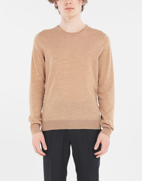 MAISON MARGIELA Wool sweater Crewneck Man r