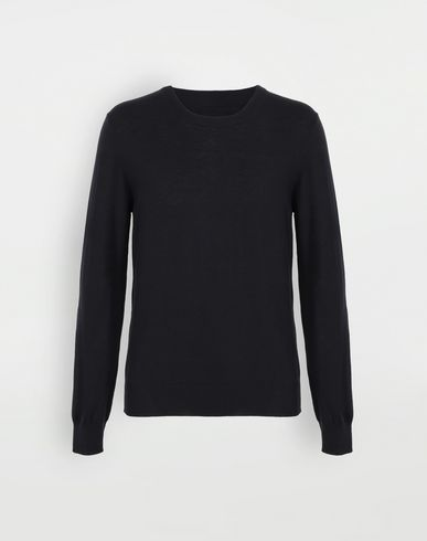 MAISON MARGIELA Décortiqué sweater Crewneck sweater Man f